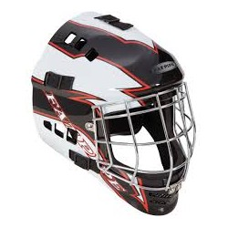 Fatpipe Goalkeeper Helmet, Junior